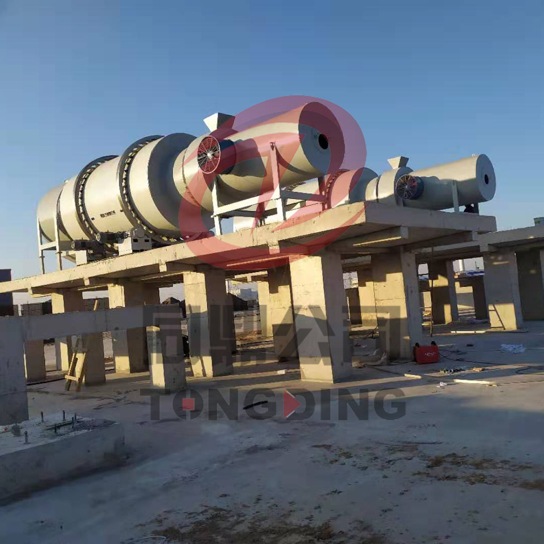 宁夏50吨烘干机