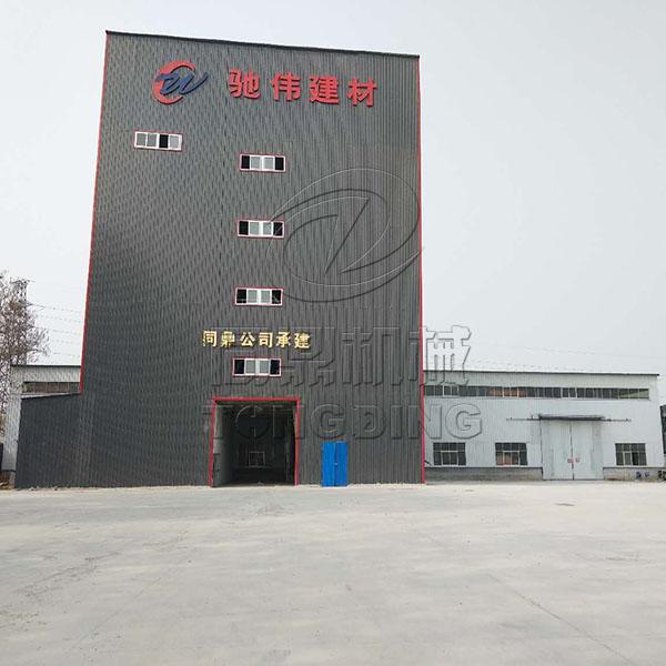 河南省郑州市李克寨年产50万吨干混站