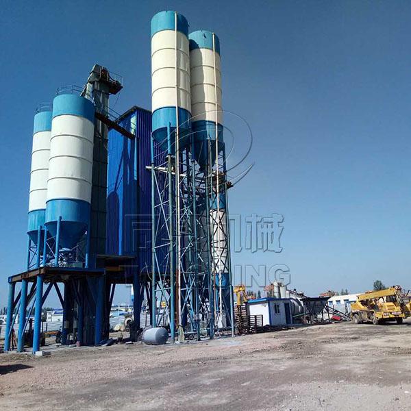 宁夏银川年产20万吨干混砂浆站