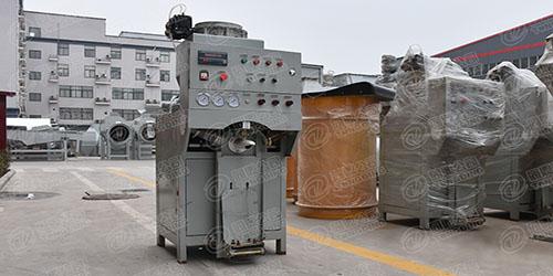 气吹式包装机
